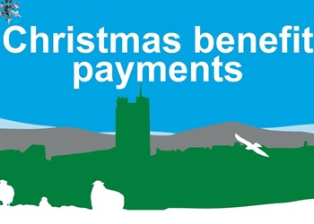 RICHMONDSHIRE DISTRICT COUNCIL  INFORMATION ON BENEFIT PAYMENTS OVER THE CHRISTMAS HOLIDAYS