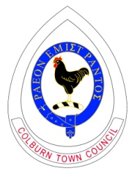 COLBURN TOWN COUNCIL HAVE VOTED IN A NEW  MAYOR OF COLBURN & DEPUTY MAYOR OF COLBURN 2019/20