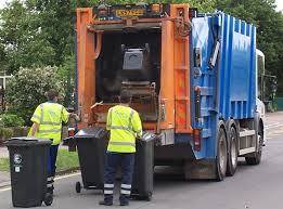 ADVICE ON BINS WHEN PUTTING OUT FOR BIN DAYS
