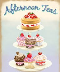 TAKEAWAY AFTERNOON TEAS FROM THE COLBURN VILLAGE HALL , SATURDAY 4TH JULY