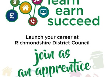 RICHMONDSHIRE DISTRICT COUNCIL ~ APPRENTICE SCHEME