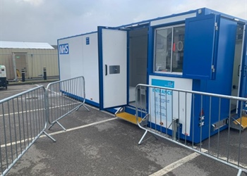 MORE PERMANENT TESTING SITES  ARE OPENING IN NORTH YORKSHIRE AT THE WEEKEND TO SUPPORT THE ONGOING EXPANSION OF COVID-19 TESTING