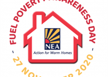FRIDAY IS FUEL POVERTY AWARENESS DAY